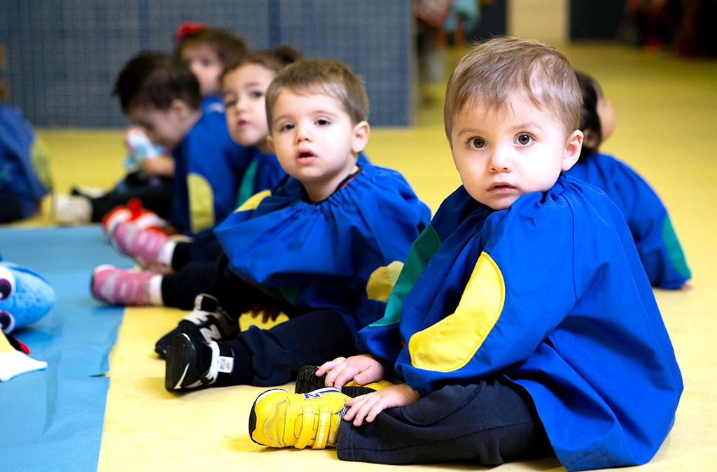 Becas Escuela Infantil 0-3