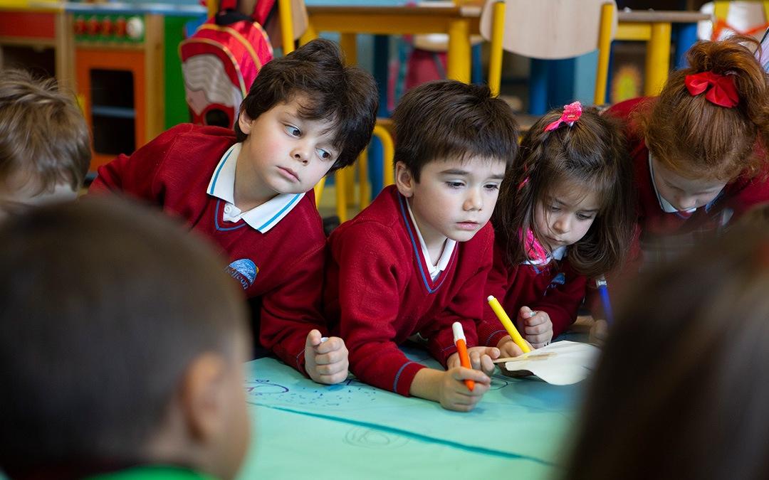 Guía comienzo de curso Infantil. 2º Ciclo de Infantil y Escuela Infantil La Casita
