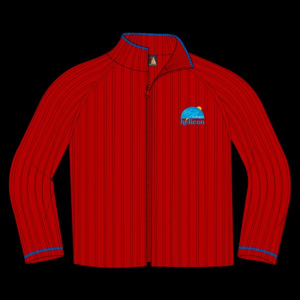 Colegio Hélicon - Chaqueta jersey