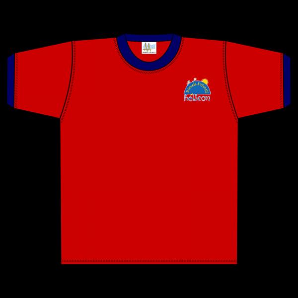 Camiseta Escuela