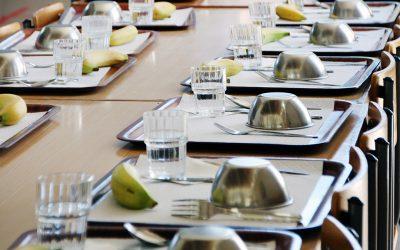 Precio reducido de comedor para alumnos hijos de Guardia Civil y Policía Nacional