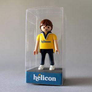 Colegio Hélicon - Playmobil - Chico con chandal