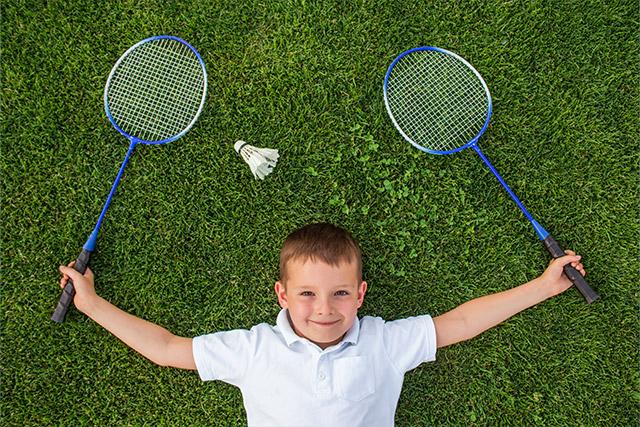 Colegio Hélicon - Extraescolares - Badminton