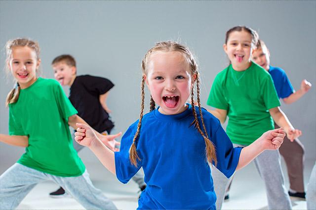 Colegio Hélicon - Extraescolares - Baile activo